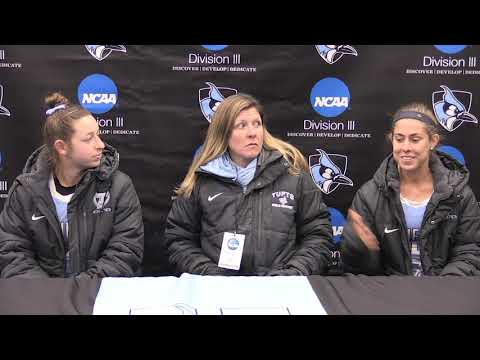 NCAA Division III Field Hockey Tournament - Tufts Postgame Press Conference Vs. Denison
