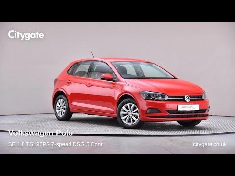 Volkswagen Polo - SE 1.0 TSI 95PS 7-speed DSG 5 Door - Citygate Volkswagen Watford