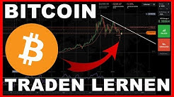 Bitcoin Trading Lernen✖️Short Traden✖️Kryptowährungen (Deutsch) Handelsplattform