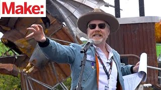 Adam Savage: The Importance of Sharing
