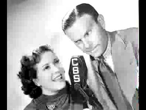 Burns & Allen radio show 12/16/41 Mailing a Christmas Present