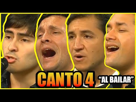 CANTO 4 - AL BAILAR EN VIVO EN SALTA ES UNA CANCION