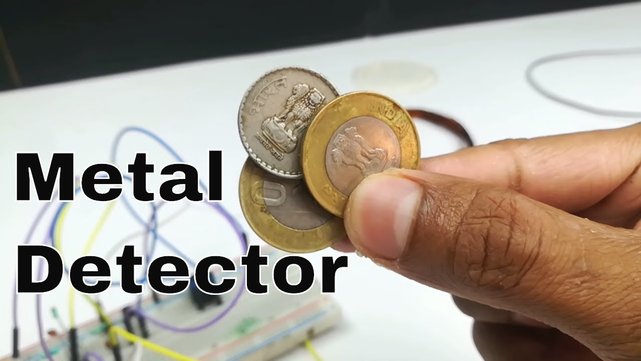 how to make a metal detector pdf