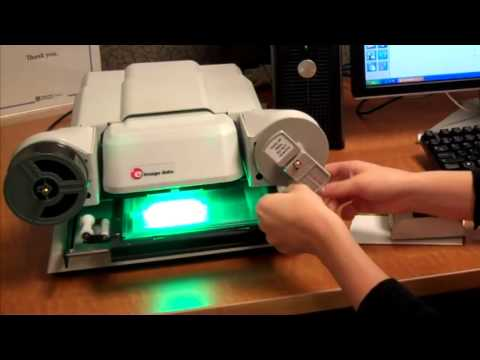 Using The Microform Scanners