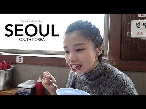 SOUTH KOREA TRAVEL VLOG | TRAVEL WITH FOBBY