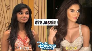 Oye Jassie Cast Then and Now