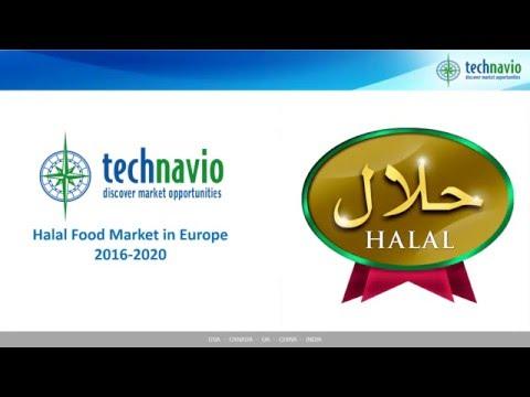 Halal Food Market in Europe 2016-2020