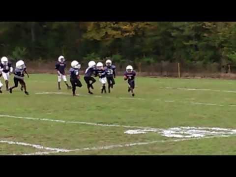 NFL YOUTH FOOTBALL AFC 2013