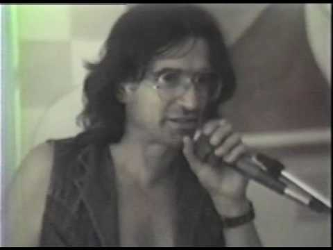 "David Peel / Muruga Experience - rehearsals  for ""Imagine"" (1986 Oakland)"