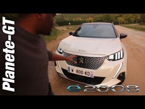 Peugeot e-2008 GT : Quoi de Mieux que l'électrique ? (Sauf l'Autonomie..)