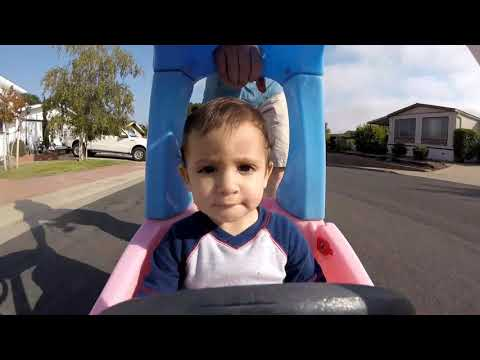 Cruising with Hunter. #GoPro #QuikStory #QuikStories GoPro Hero5 Session