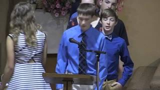 05.25.2017 Holy Redeemer School 8th Grade Graduation