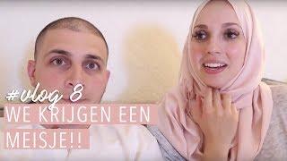 We krijgen een MEISJE 🎀. Vlog #8. | Delia Skin Master