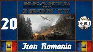 Iron Romania - Hearts of Iron 4 Death or Dishonor [Gameplay ITA #20]