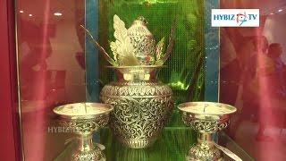Antique Silver Idols Grt Jewellers Chevi Ringula Sambaralu