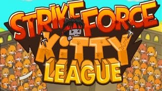 StrikeForce Kitty League Walkthrough [FULL GAME]