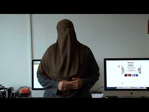 Why I wear the niqab - and why I took it off