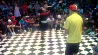 elias (street son) vs batata (electrons underground)   rival vs rival 2009