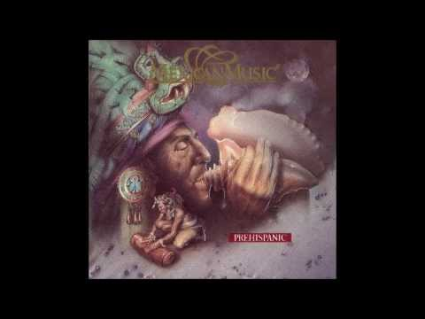 Jorge Reyes Mexican Music Prehispanic) (Full Album)