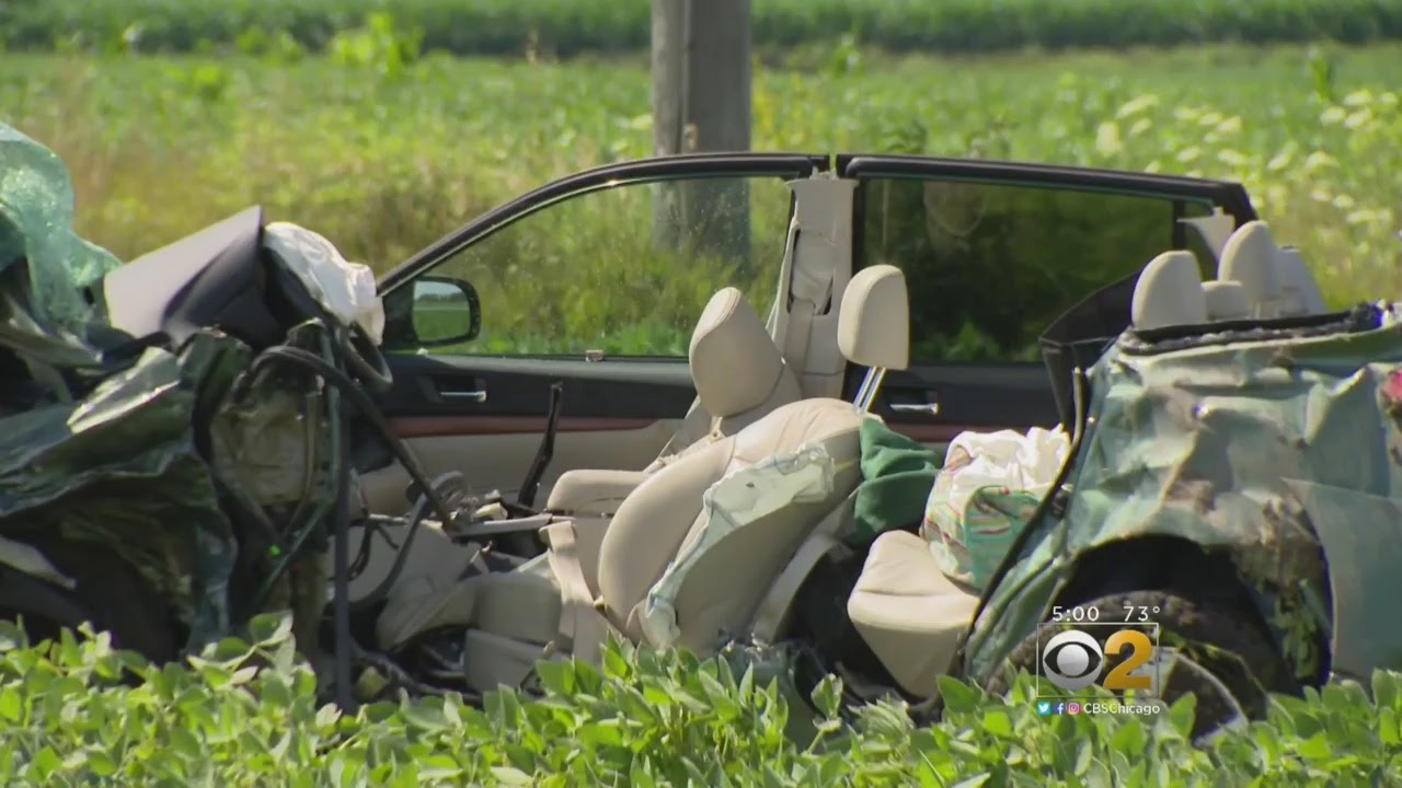 Sheriff: A Woman And Her 2-Year-Old Son Killed In Beecher Crash