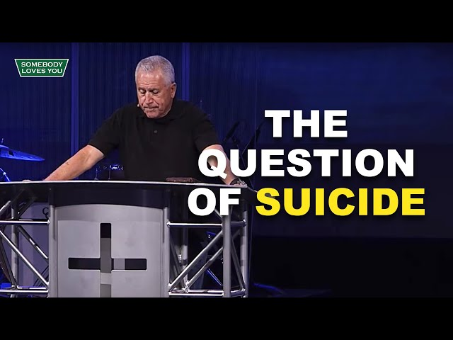 The Question of Suicide // Sunday Morning Service