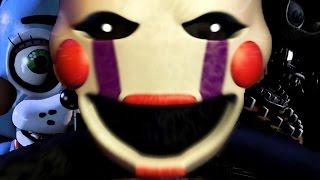 Five Nights at Freddy's 2 Night 6 marinette!