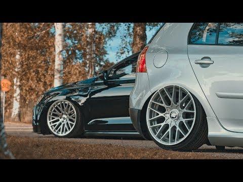 Bagged VW Brothers | Rotiform - Hurrimafia (4K)