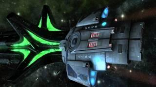 [Star Trek Online] Borg Red Alert - B'Ger run in Defiant