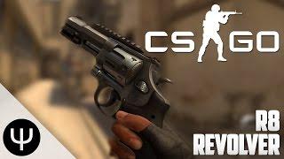 CS:GO — R8 Revolver/Revolver Case Winter Update!