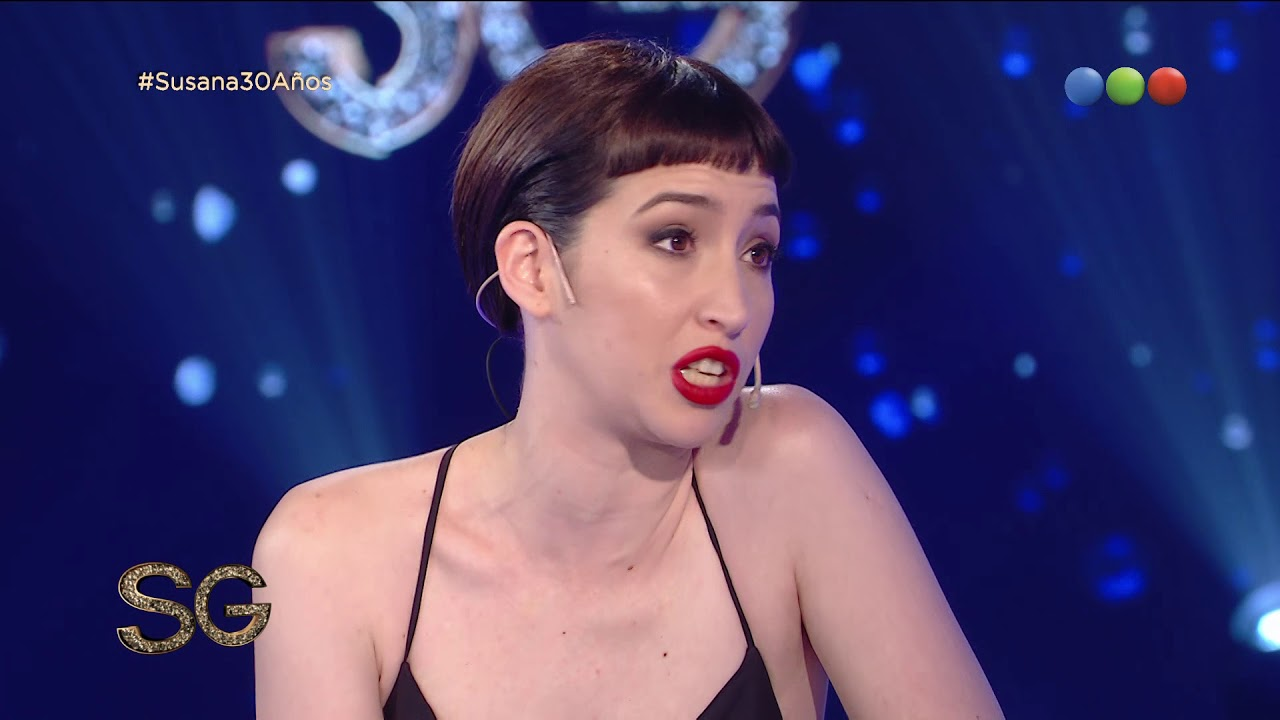 Entrevista Con La Polemica Sofia Gala Susana Gimenez