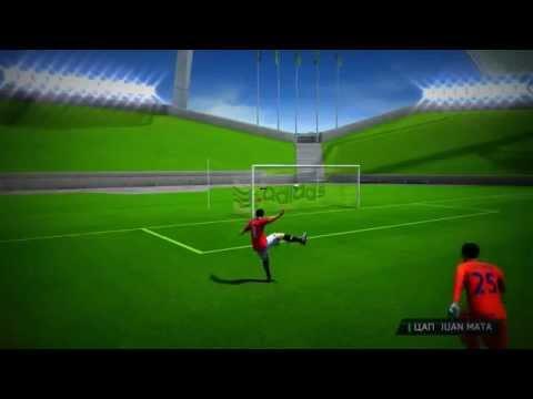 Fifa 14 , эффективных финт