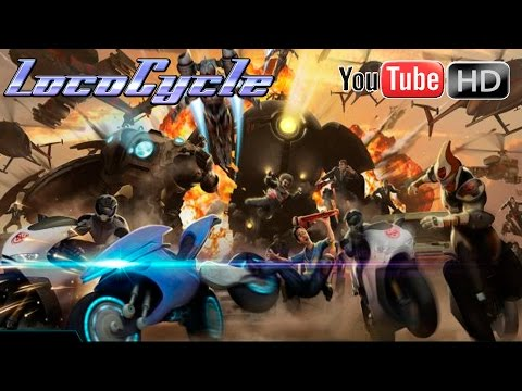 LocoCycle [Xbox 360] - ✪ Full Game ✪ | Walkthrough〘HD〙