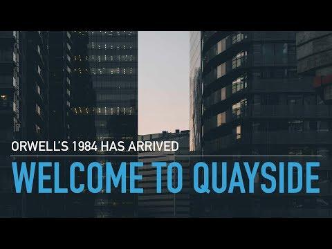 Meet 'Quayside' - Google's Agenda To Create A Technocratic Post-Human Urban Lab For Agenda 2030