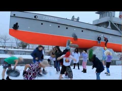 Harlem Shake флешмоб в Волгограде