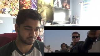 Terminator 2: Judgment Day 3D Trailer #2 - Reaction