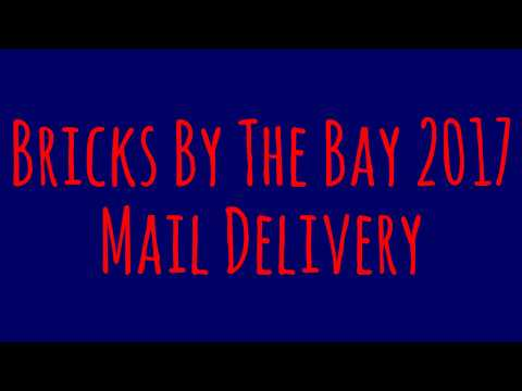 Bricks By The Bay 2017 Mail Delivery