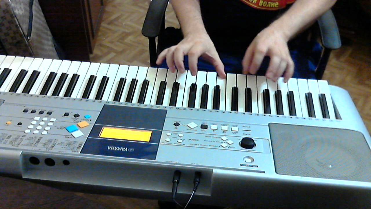 Imagine on YAMAHA PSR-E323