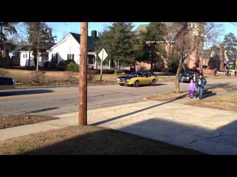 2012 Stantonsburg, NC Christmas Parade