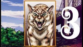 Коты-Воители: Звездоцап и Саша - Побег из леса. Часть 3