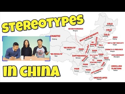 Stereotypes Chinese People Have About Each Other