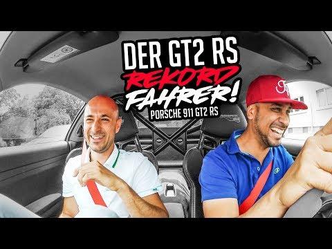 JP Performance - Der GT2 RS Rekord Fahrer! | Porsche 911 GT2 RS