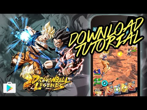 Download Dragon Ball Legends To Your Android From Any Country