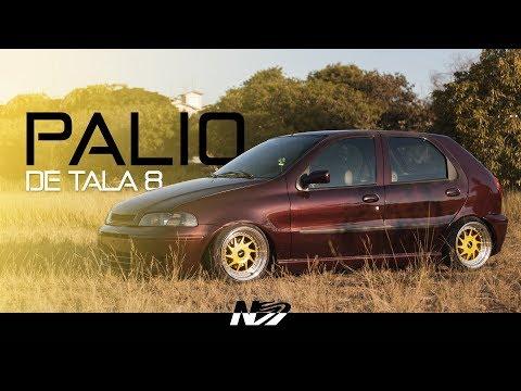 Fiat Palio G2 - Roda tala 8