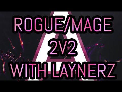 Avizura - *Rogue & Mage* VoD #1
