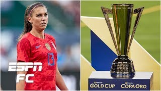 CONCACAF President talks USWNT lawsuit, 2019 Gold Cup & state of women's soccer | Women's World Cup