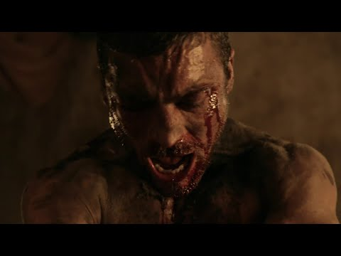 Spartacus Blood And Sand S01 Part 22 Final Death Fight In The Pits & Saves His Masters Life