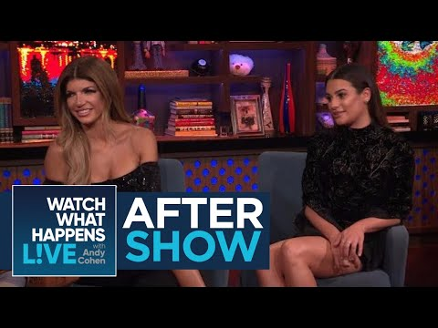 After : Lea Michele Rates John Stamos' Kiss  WWHL