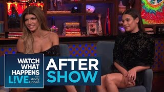 After Show: Lea Michele Rates John Stamos' Kiss | WWHL
