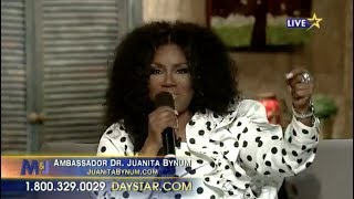 daystar marcus joni live with dr juanita bynum