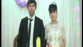 Свадьба в Закатале..Лейла и Сергей